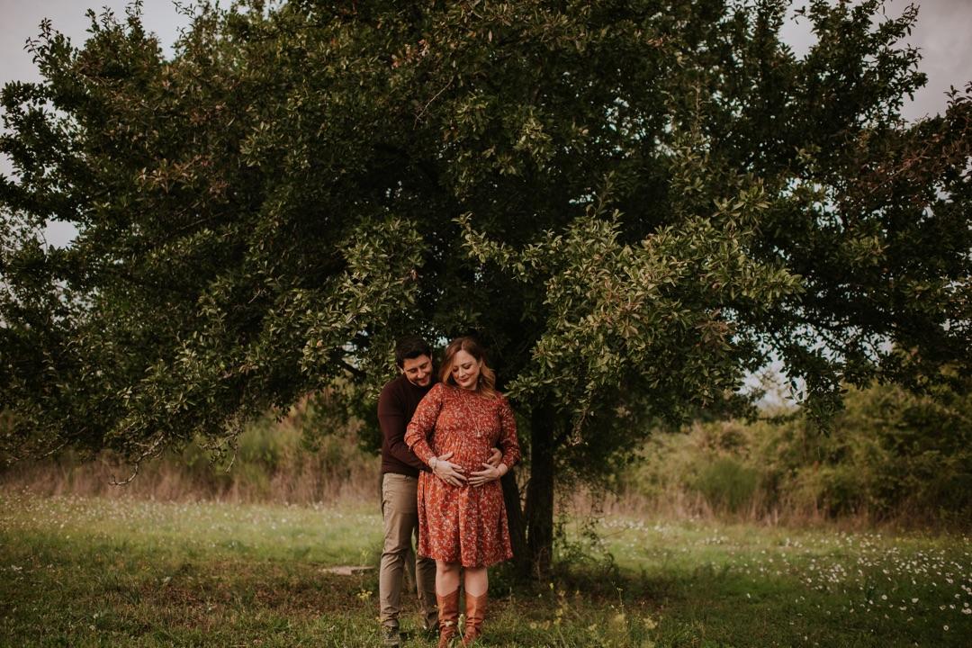 Servizio fotografico di famiglia e gravidanza a roma